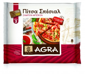 AGRA PIZZA 3D
