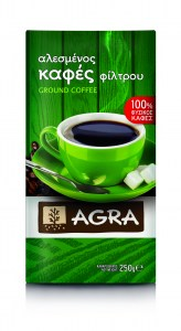 AGRA filter coffee 250g 3d
