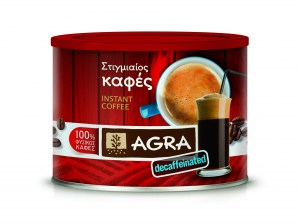 AGRA instant coffee_decaf 100g 3d