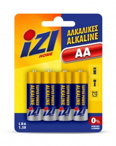 IZI Battery AA